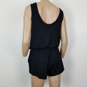 Wilfred Free Shorts - Wilfred Free Sleeveless Romper Relaxed Low Back S